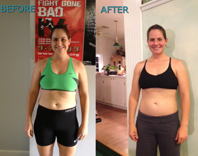 running for weight loss results
