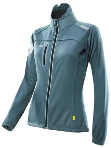 2XU Sub Zero Teal Cycle Jacket