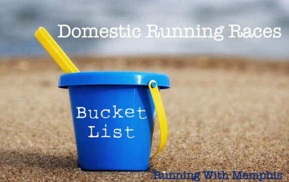 bucketlist running domestic